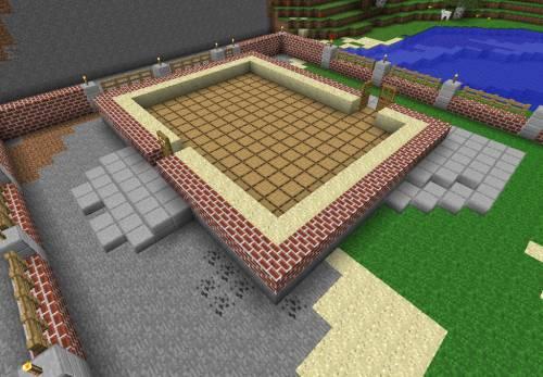 Схема постройки кирпичного дома