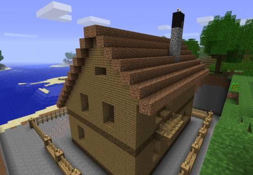 Схема для постройки домов